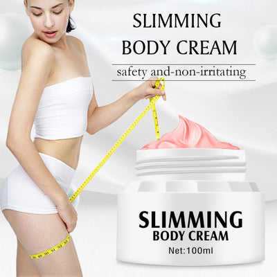 Aichun Beauty Fast Effective Body Fat Burning Slimming Cream 100g-Beauty Product-1stAvenue