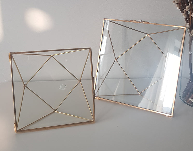 Geometric Photoframe ( Square Frame) - 1stAvenue