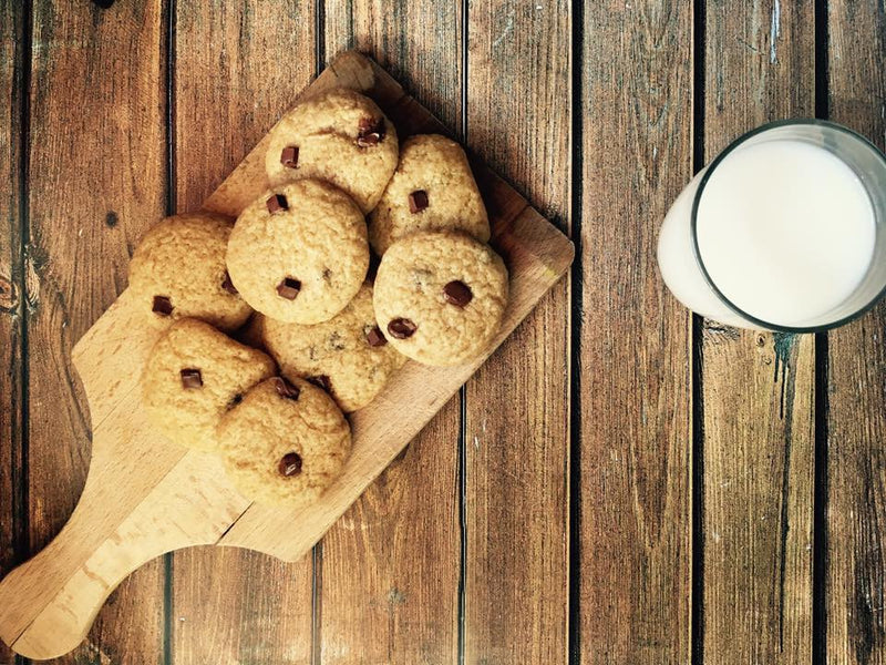Easy Baking ¦ Vegan Chocolate Chip Cookies