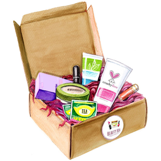 Vegan Beauty Abo Box