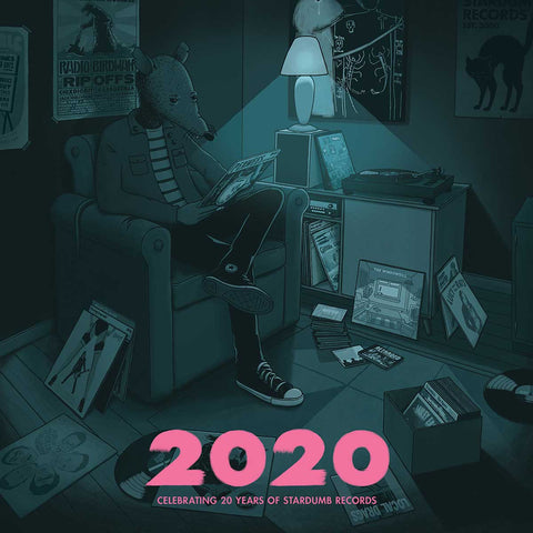 V/A - 2020 (Celebrating 20 Years of Stardumb Records) album cover