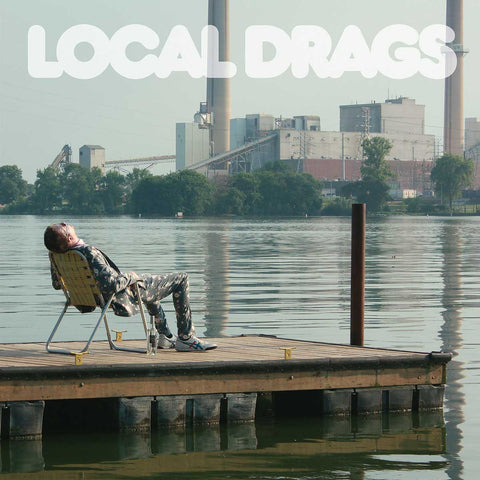 Local Drags - Keep Me Glued album cover