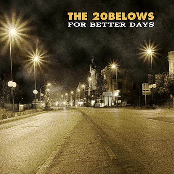 20Belows - For Better Days (CD)