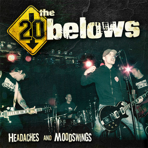 20Belows ‎– Headaches And Moodswings (CD)