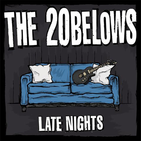 20Belows ‎– Late Nights (LP)