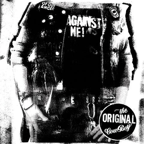 Against Me! ‎- The Original Cowboy (LP)