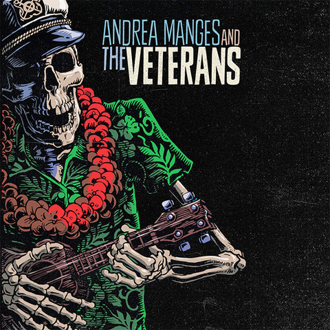 Andrea Manges And The Veterans - S/T (LP)