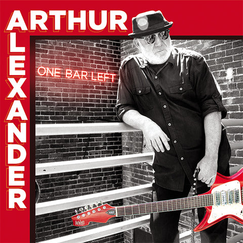 Arthur Alexander - One Bar Left (LP)