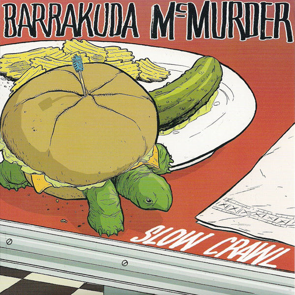 "Barrakuda McMurder - Slow Crawl (7"")"