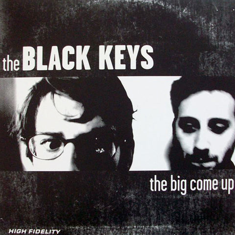 Black Keys - The Big Come Up (LP)