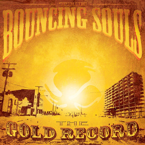 Bouncing Souls - The Gold Record (LP)