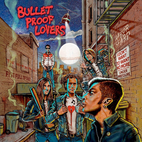 "Bullet Proof Lovers - Bullet Proof Lovers (12"")"