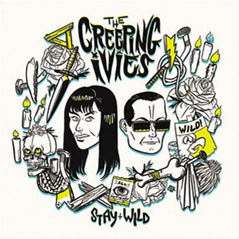 Creeping Ivies - Stay Wild (LP)