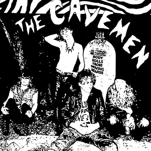 Cavemen - The Cavemen (LP)