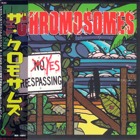 Chromosomes - Yes Trespassing (CD)