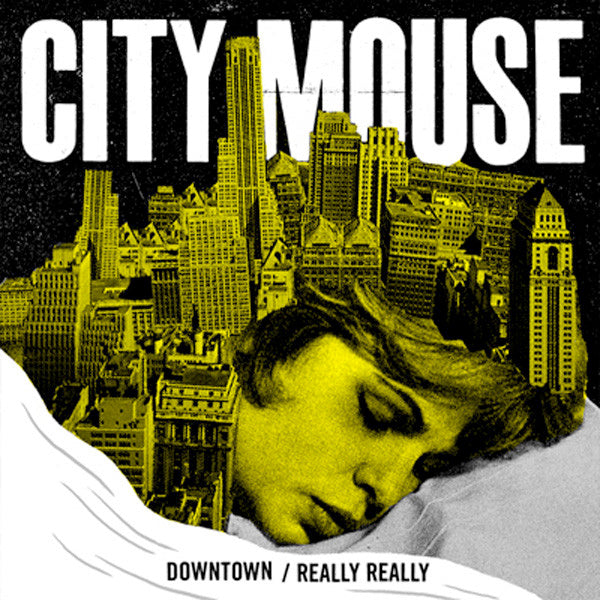 "City Mouse / Weekend Dads - Split (7"")"