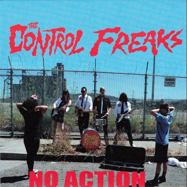 "Control Freaks - No Action (7"")"
