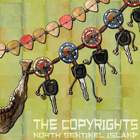 Copyrights - North Sentinel Island (LP)