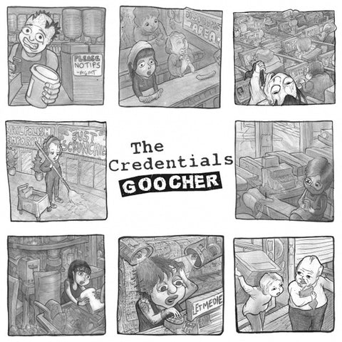 Credentials - Goocher (LP)