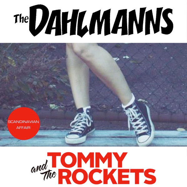 "Dahlmanns / Tommy And The Rockets - Scandinavian Affair (7"")"