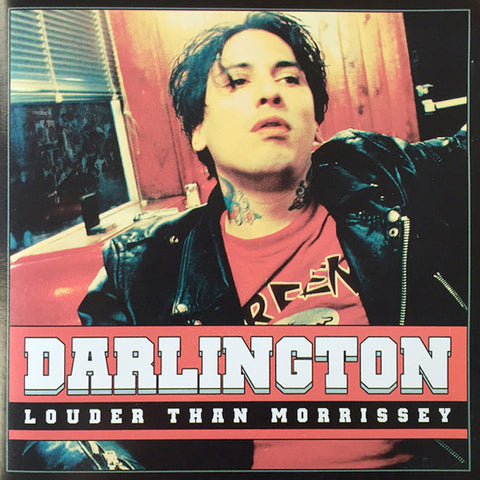 Darlington - Louder Than Morrissey (CD)