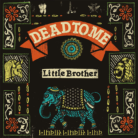 "Dead To Me - Little Brother (12"" EP)"