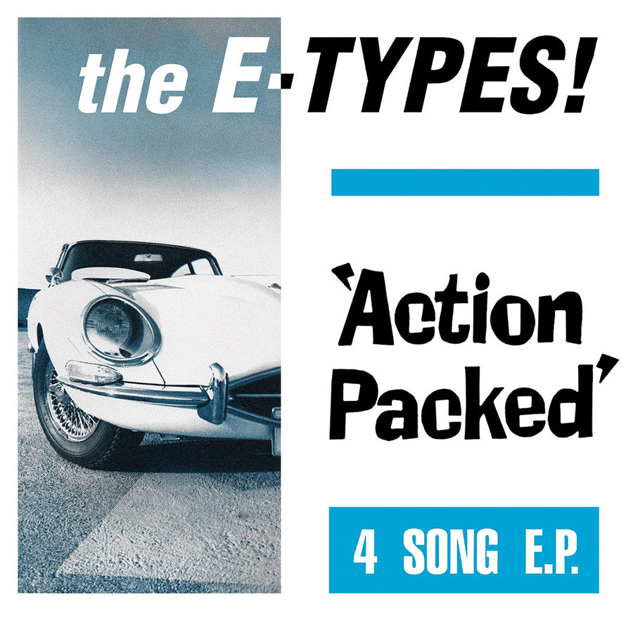 "E-Types! - Action Packed (7"" EP)"