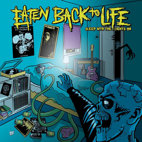 "Eaten Back To Life - Sleep With The Lights On (7"")"