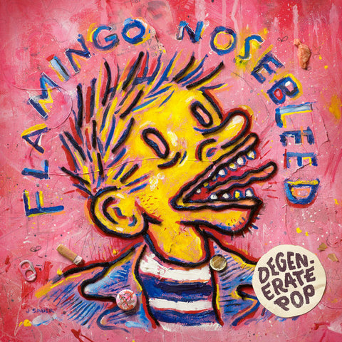 Flamingo Nosebleed - Degenerate Pop (CD)