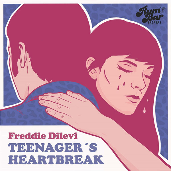Freddie Dilevi - Teenager's Heartbreak (CD)