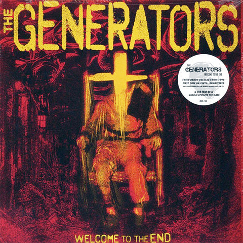 Generators - Welcome To The End (LP)