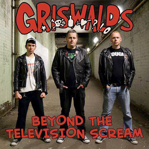 Griswalds - Beyond The Television Scream (LP)