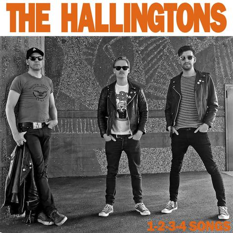 "Hallingtons - 1-2-3-4 Songs (7"")"