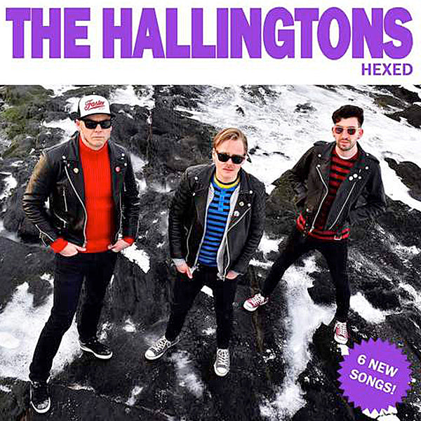"Hallingtons - Hexed (7"")"