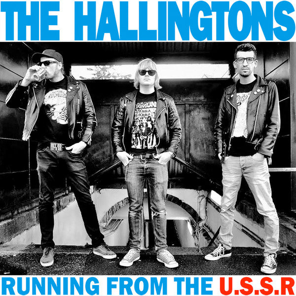 "Hallingtons - Running From The U.S.S.R (7"")"
