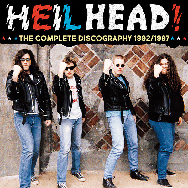 Head - Heil Head! The Complete Discography 1992-1997 (2LP)
