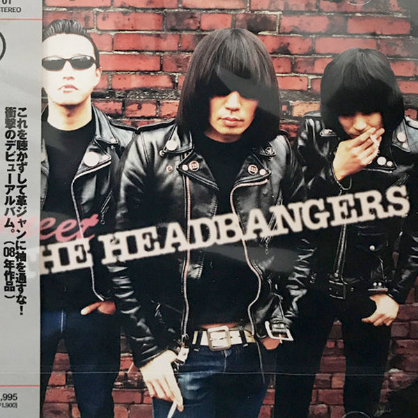 Headbangers - Meet The Headbangers (CD)