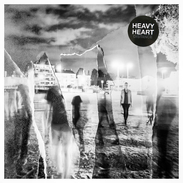 Heavy Heart - Distance (LP)