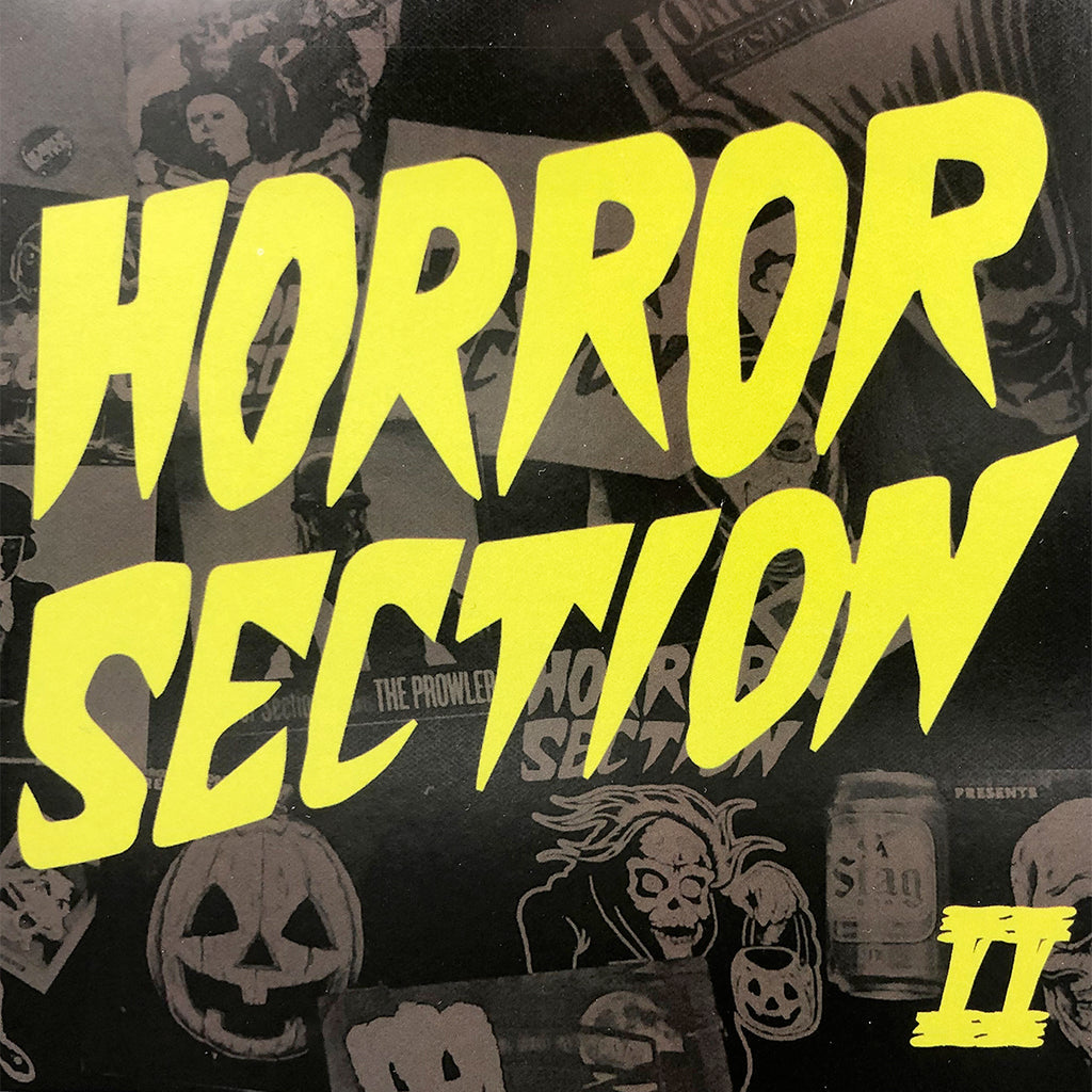 Horror Section - Collection II (CD)