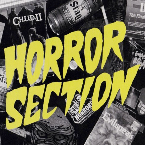 Horror Section - Collection I (CD)