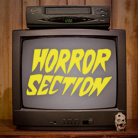 Horror Section - Horror Section (CD)