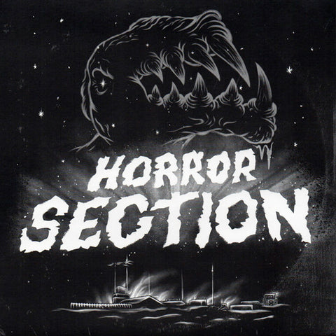 "Horror Section - They're Inside (7"")"