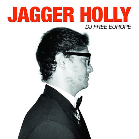 Jagger Holly - DJ Free Europe (LP)