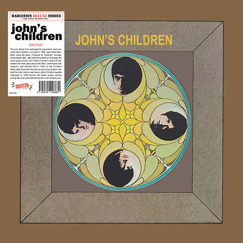 John's Children - Orgasm (LP)
