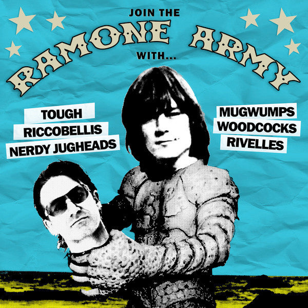 Various Artists - Join The Ramone Army With... (LP)