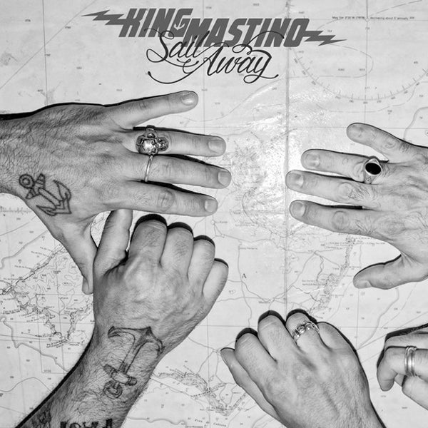 King Mastino - Sail Away (LP)