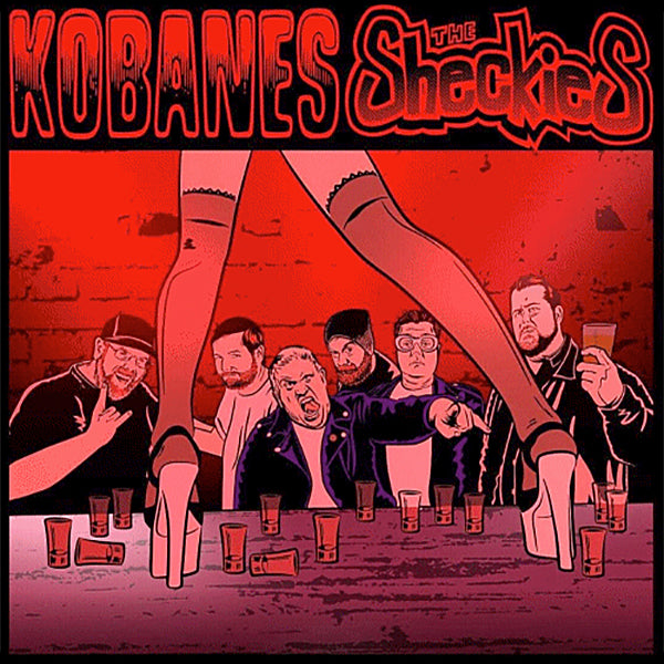"Kobanes / Sheckies - Split (7"")"