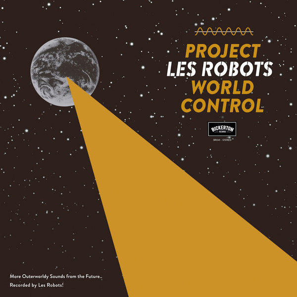 Les Robots - Project World Control (CD)