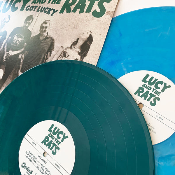 Lucy and the Rats - Got Lucky (LP)