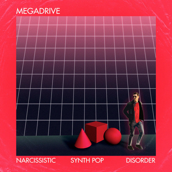 Megadrive - Narcissistic Synth Pop Disorder (CD)